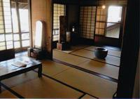 2階座敷 写真提供:NPO法人新居まちネット