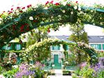 G花美の庭バラアーチ
