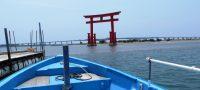 夏の舞阪で潮風を体感 @舞阪