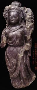 豊穣の女神像 写真提供:シルクロード・ミュージアム