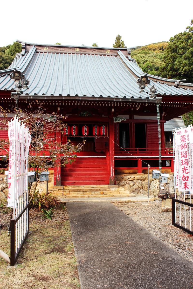 大福寺 本堂