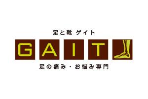 GAIT(ゲイト)ロゴ