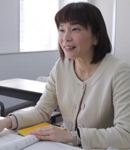 大学・看護受学校験のハマヨビ 教務部長の平井さん