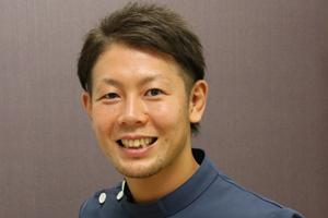 タスク鍼灸接骨院 院長の松島さん