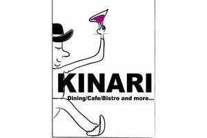 Cafe+Dining  KINARI ロゴ