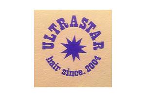 ULTRA STAR ロゴ