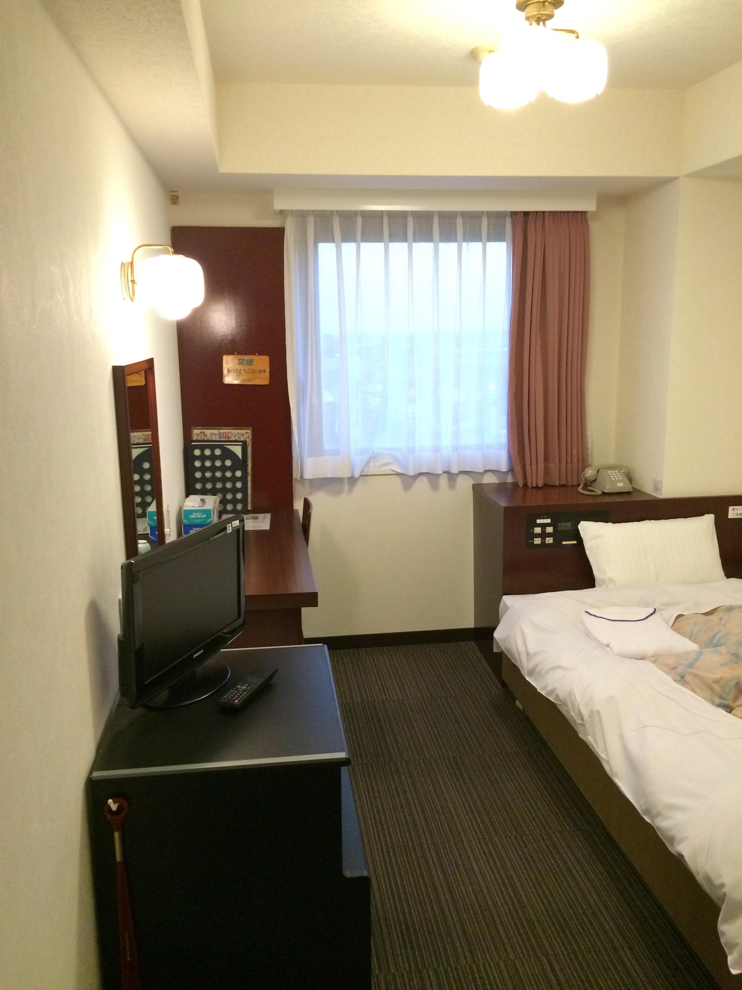 マイライフ倶楽部 はまきたプラザホテル客室(シングル)