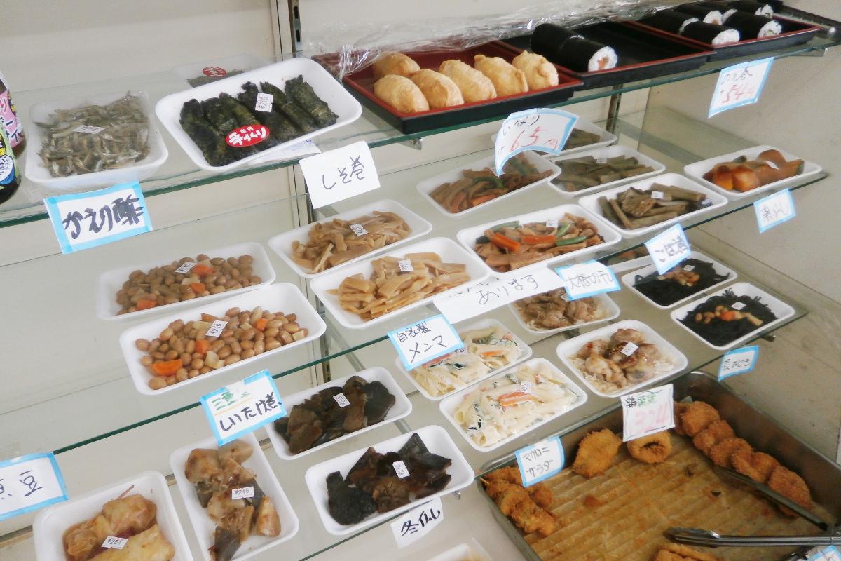 ヤマニ 山下商店 お惣菜